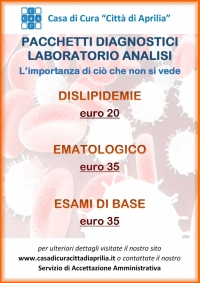 Laboratorio Analisi
